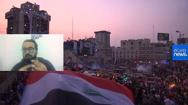 الصحافي العراقي منتظر الزيدي