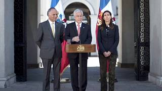 Из-за беспорядков в Чили отменен саммит АТЭС