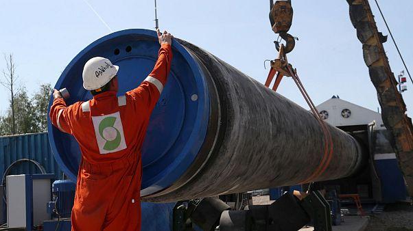 دانمارک برغم مخالفت آمریکا مجوزعبور خط لوله گاز روسیه را صادر کرد