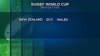 Mondiali di Rubgy, gli All Blacks stavolta corrono per il bronzo