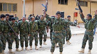 نیروهای دمکراتیک سوریه
