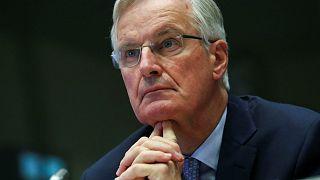 مفاوض الاتحاد الأوروبي بارنييه- أرشيف رويترز