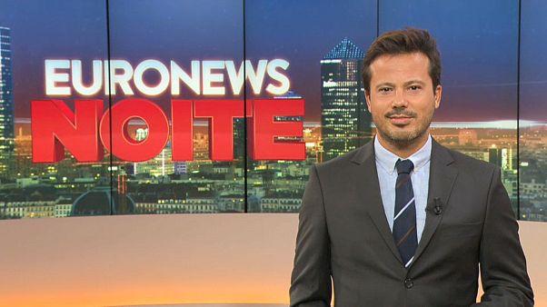 Euronews Noite   As notícias do Mundo de 30 de outubro de 2019