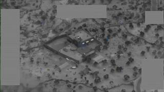 Pentagon releases aerial images of the mission that resulted in the death of so-called Islamic State leader Abu Bakr al-Baghdadi