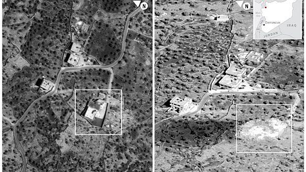 تصاویر پنتاگون از حمله نیروهای آمریکا به مخفیگاه ابوبکر بغدادی