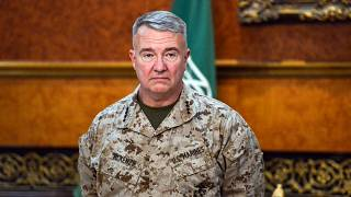 ABD Merkez Kuvvetler (CENTCOM) Komutanı Orgeneral Kenneth F. McKenzie