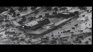 Divulgado vídeo da operação que matou Al-Baghdadi