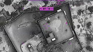 La redada contra Al Bagdadi en imágenes