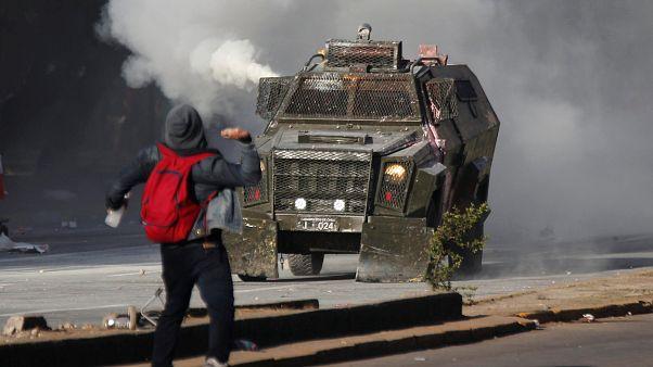 Violência no Chile ainda não chegou à Libertadores