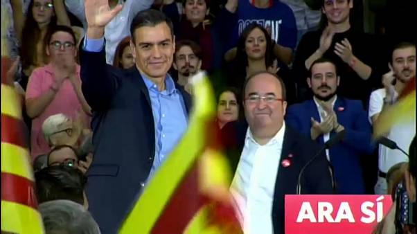 Arranca en España la campaña para el 10-N