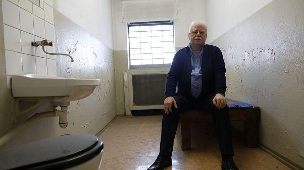 A Berlin, une ancienne prison de la Stasi transformée en musée