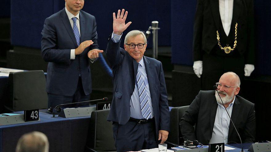انتهاء ولاية يونكر في رئاسة المفوضية الأوروبية