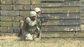 НАТО и Украина призвали Россию вернуть Крым