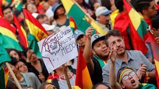 ¿Por qué algunos bolivianos ahora se oponen a la auditoría de la OEA sobre las elecciones?