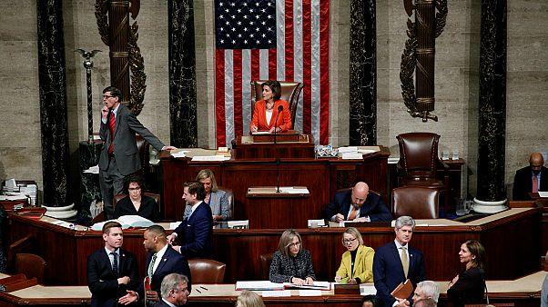 مجلس الشيوخ الأمريكي- أرشيف رويترز