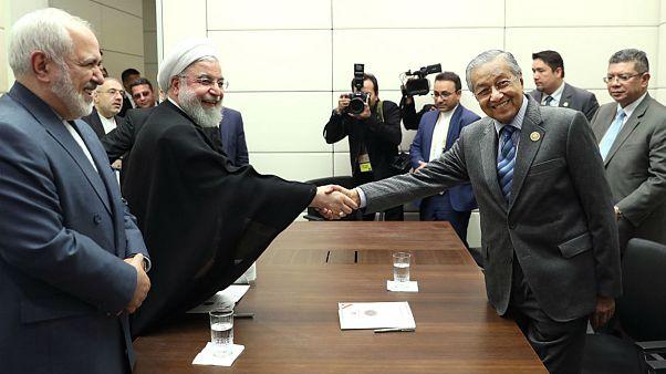 ماهاتیر محمد: مجبوریم حسابهای بانکی ایرانیان را ببندیم