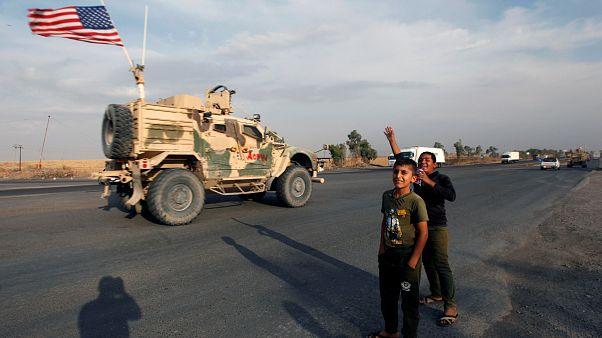 القوات الأمريكية تسيّر أول دورية لها بعد إنسحابها من الحدود في شمال شرق سوريا