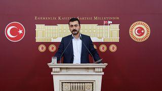 İstanbul Bölge Adliye Mahkemesi, eski CHP milletvekili Eren Erdem'i tahliye etti