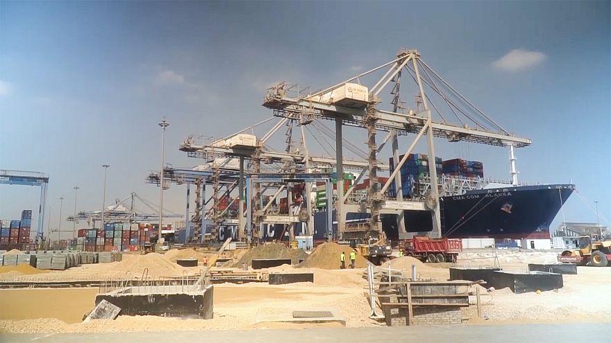 Le port de Sokhna, accélérateur de développement économique pour l'Égypte