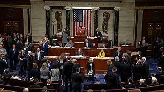 Trump: la Camera Usa ha approvato le regole per la procedura di impeachment