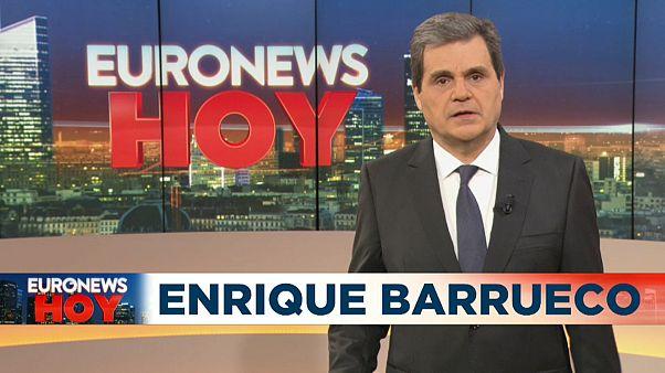 Euronews  Hoy | Las noticias del jueves 31 de octubre de 2019