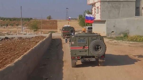 Ab Freitag russisch-türkische Militärstreifen in Nordsyrien