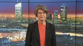 Euronews am Abend | Die Nachrichten vom 31.10.2019