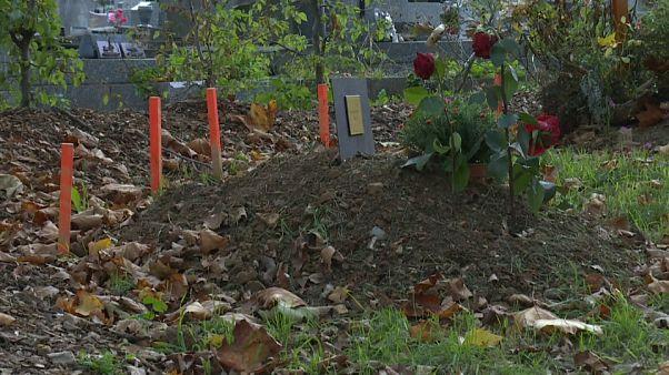 Környezetbarát temetés Párizs mellett