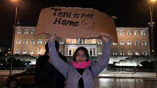 Греция: мигранты боятся высылки