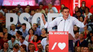 Neuwahl in Spanien - Ministerpräsident Sanchez sucht Mehrheit