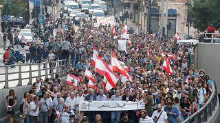 31 octobre 2019, Beyrouth, Liban