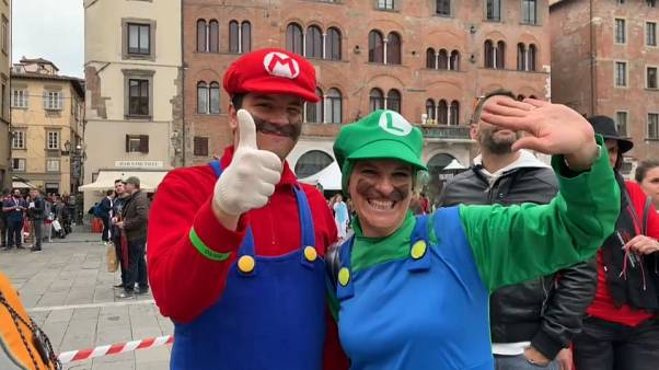 Avis aux cosplayers, le festival Lucca Comics & Games bat son plein