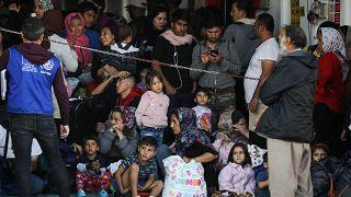 شورای کشورهای اروپایی وضعیت مهاجران در یونان را «مبارزه برای بقا» توصیف کرد