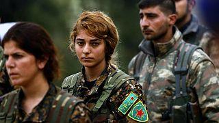 Paris terör saldırısı mağdurlarından açık mektup: 'Bizim için savaşan' Kürtlere sahip çıkalım