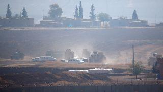Megkezdődött a török-orosz járőrözés Szíriában