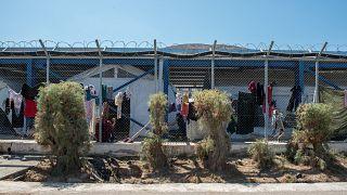 Δομή υποδοχής και εκπαίδευσης προσφύγων στο Λακκί της Λέρου