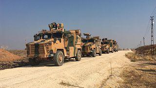 Suriye'de Türk ve Rus ortak kara devriyesi başladı