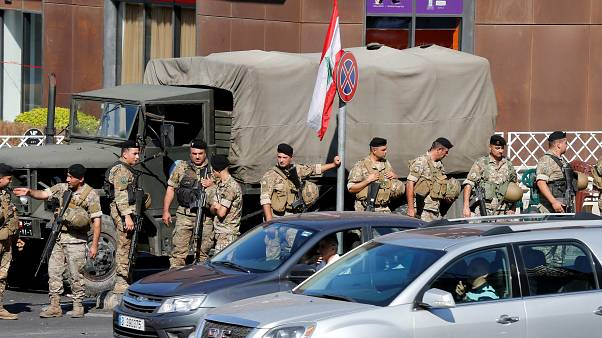 UK announces up to €22 million in support of Lebanon's army as US withholds funds