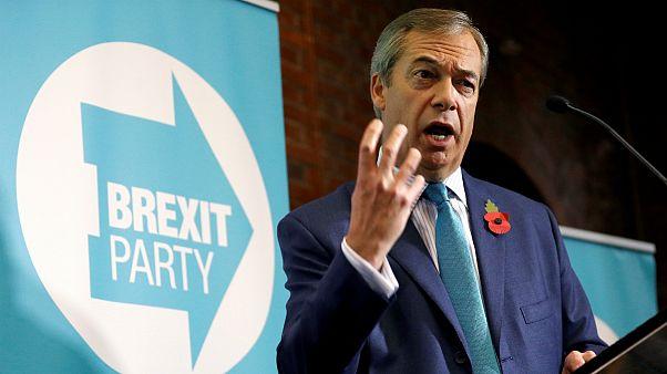 بحران برکسیت؛ نایجل فاراژ حزب محافظه کار را تهدید کرد