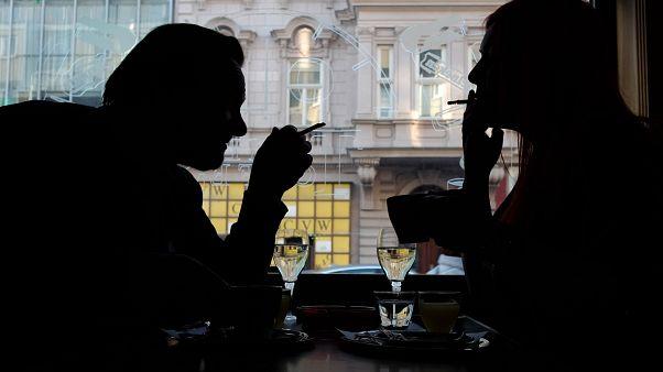 اتریش ممنوعیت استعمال دخانیات در رستورانها و بارها را اجرایی کرد