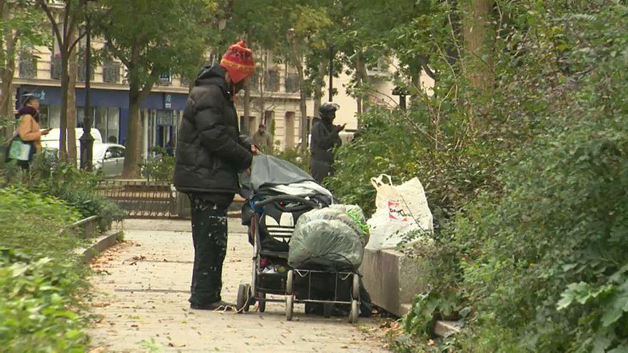 In Francia aumenta il numero dei morti tra i senzatetto
