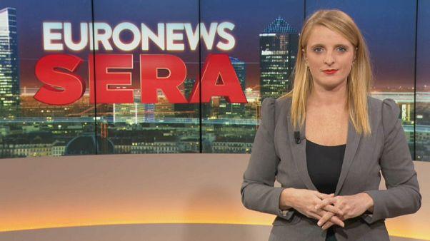 Euronews Sera | TG europeo, edizione di venerdì 1 novembre 2019