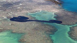 Βραζιλία: Πλοίο με ελληνική σημαία ύποπτο για την πρόκληση πετρελαιοκηλίδας