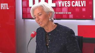 Chegada de Lagarde ao BCE ensombrada por protestos