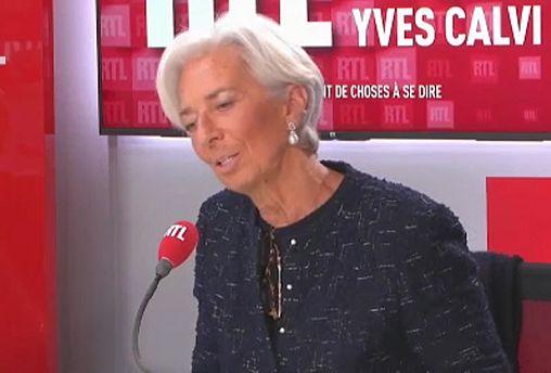 Lagarde toma las riendas del Banco Central Europeo