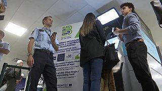انطلاق اختبار مشروع تلقي البيانات البيومترية عن بعد في مطار لشبونة البرتغالي.