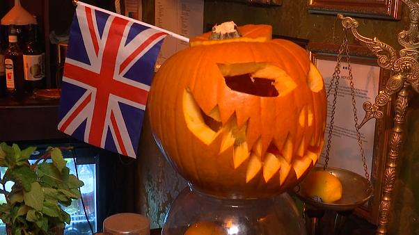 Brexit delay and Halloween a cause for celebration for some Londoners