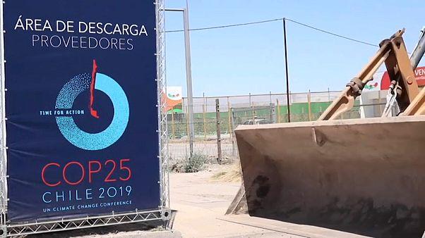 Caos in Cile: la COP25 si sposta a Madrid
