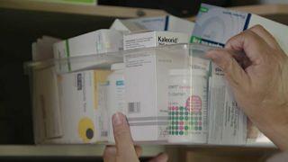 В Дании не хватает лекарств