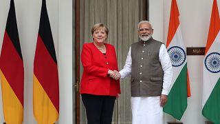 """India e Germania, nuova """"coalizione"""" mondiale"""